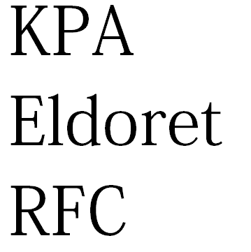 KPA Eldoret RFC