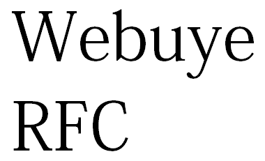 Webuye RFC