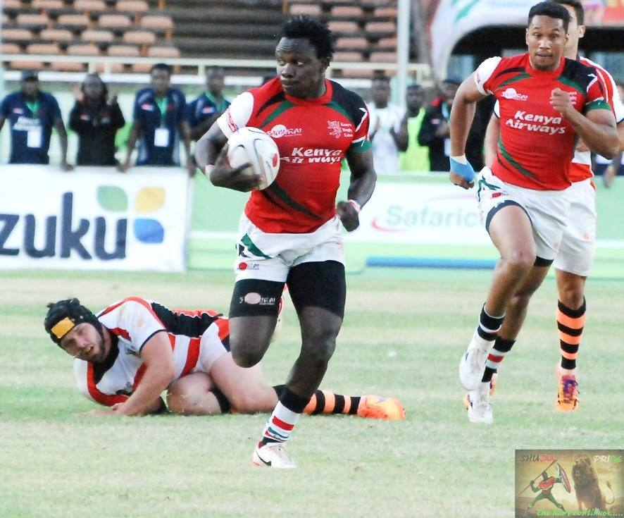 Kenya 7s squad for the opening world rugby 7s tourney in Dubai and Cape Town unveiled