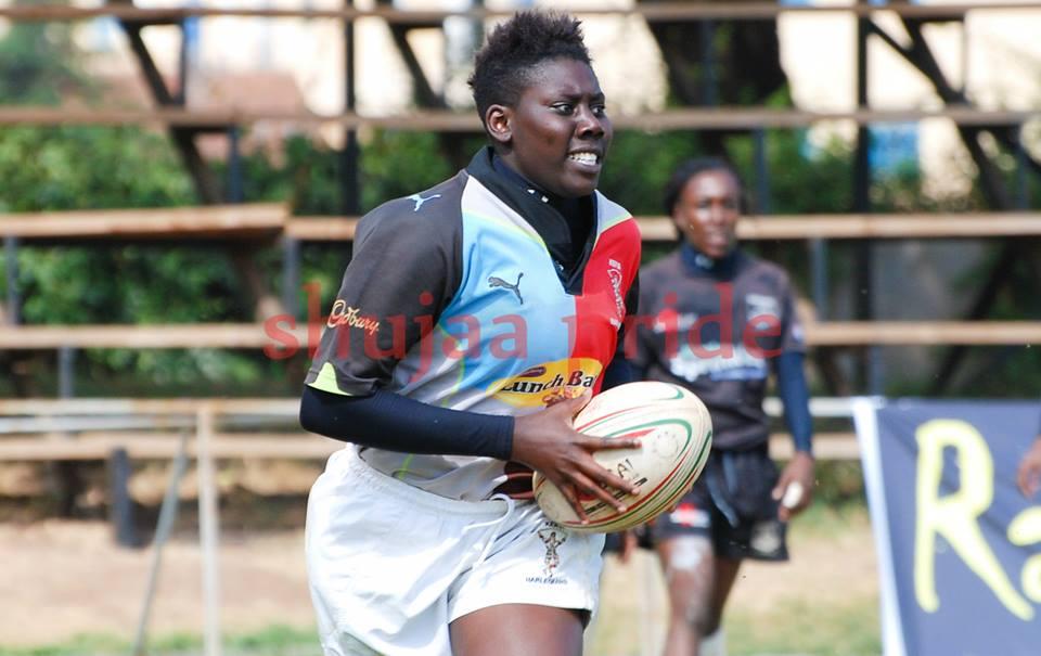 Cynthia Camilla included in Kenya Lionesses squad to Dubai