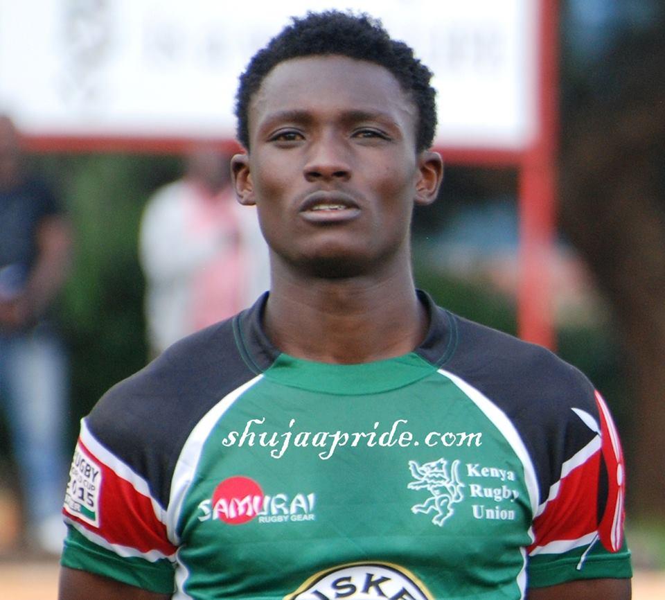 Cape Town 7s - Kenya 7s squad changes