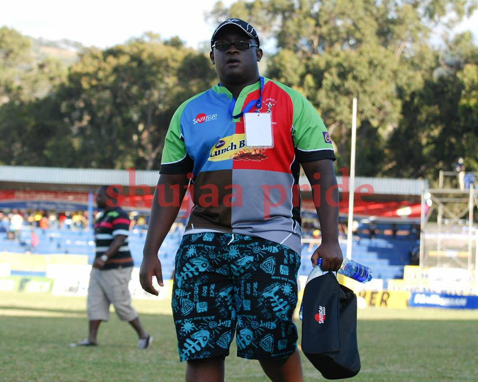 Jimmy Mnene pleased with Kenya Harlequins performance