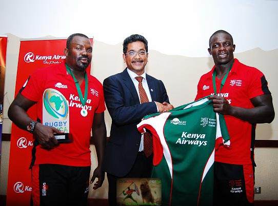 Kenya Airways to sponsor Kenya 7s