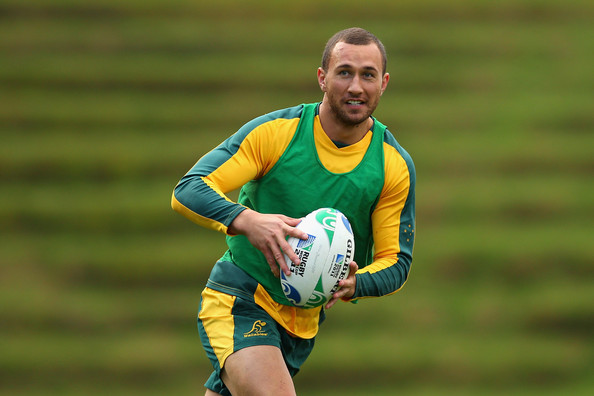 Quade Cooper available for sevens selection