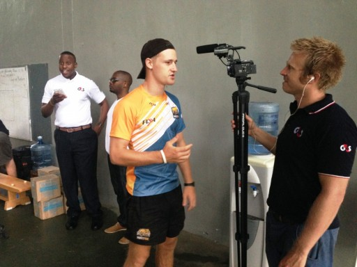 One on One with Richard Bennett - the founder of Bhubesi Pride