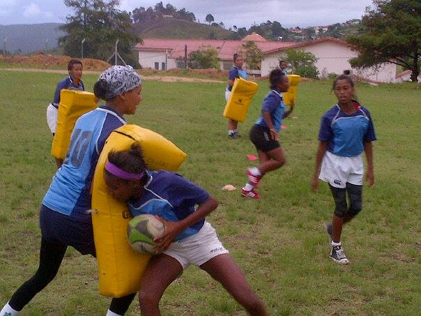 Titans Women's Rugby Club : We need financial assistance