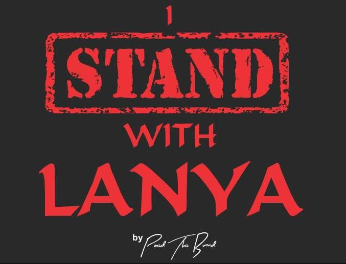 Poed The Brand unveil clothing line to Support Lanya