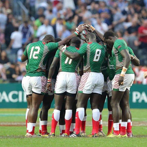 Watch : Kenya 7s vs Fiji Singapore sevens Cup Final.