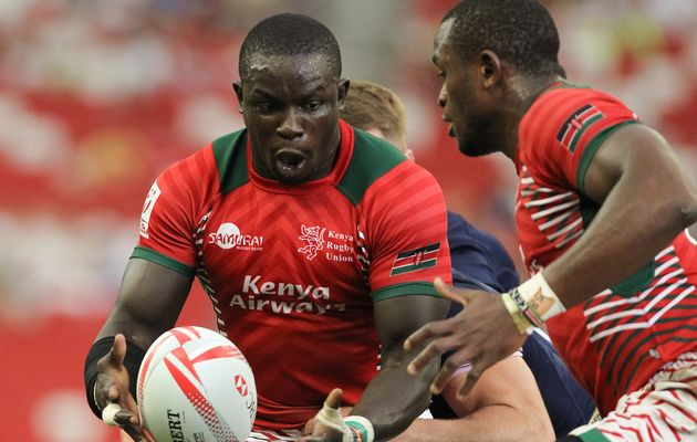 Video : South Africa vs Kenya 7s Singapore 7s 2016