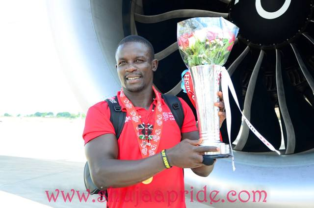 Andrew Amonde : Kenya sevens has good kickers
