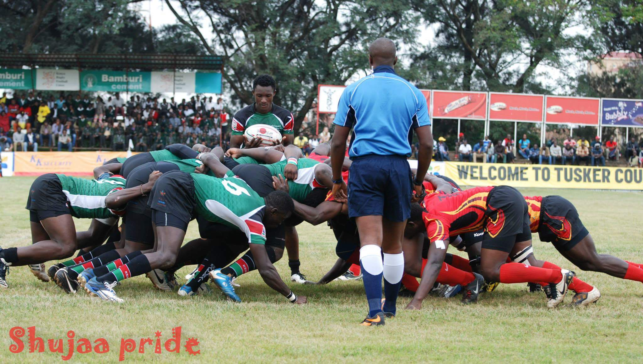 Kenya fifteens dedicate Uganda vs Kenya to Situma and Francombe
