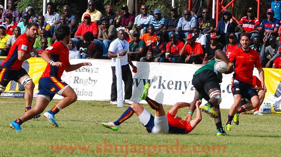 Ronald Bukusi looks forward to a good fifteens season