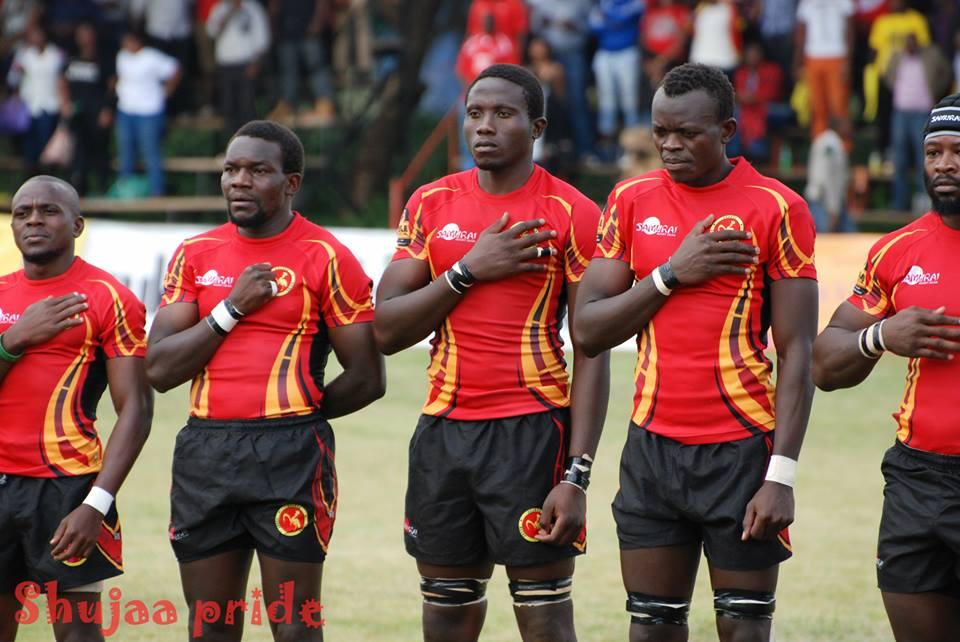 Uganda squad to face Kenya in Elgon cup