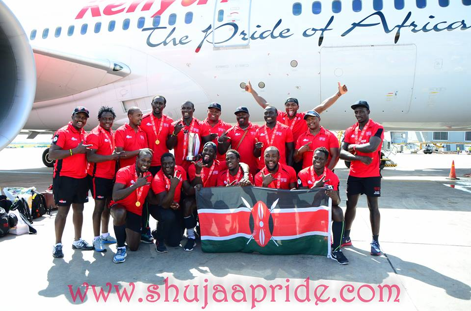 Roma Sevens uncertain for Shujaa