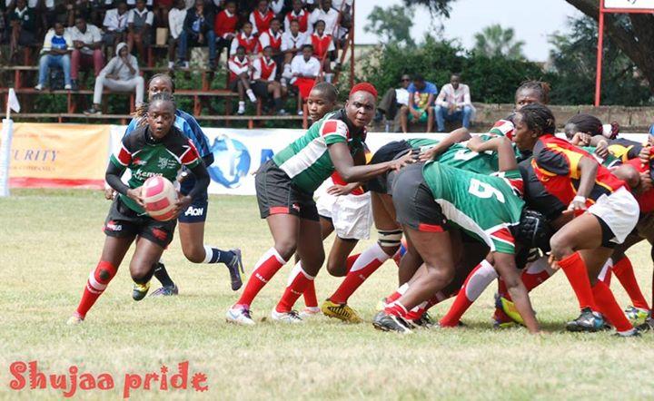 Kenya Lionesses Squad to Roma Sevens
