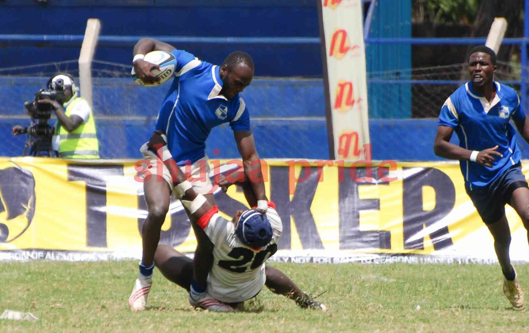 2016 KRU National Sevens Circuit calendar