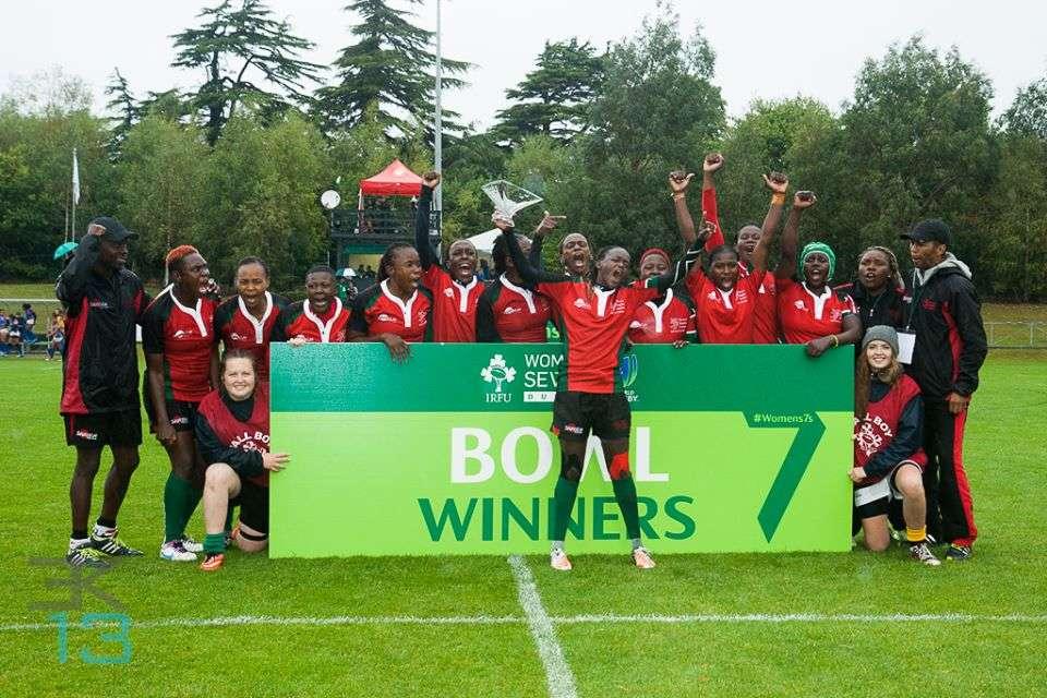 Kenya Lionesses seeded in Rio Olympics Pool B
