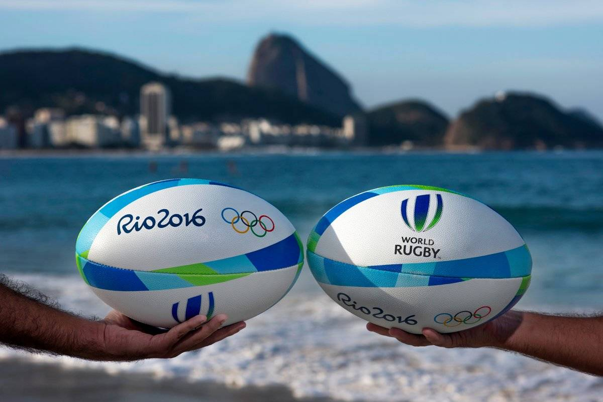 Rio Olympic sevens rugby ball unveiled