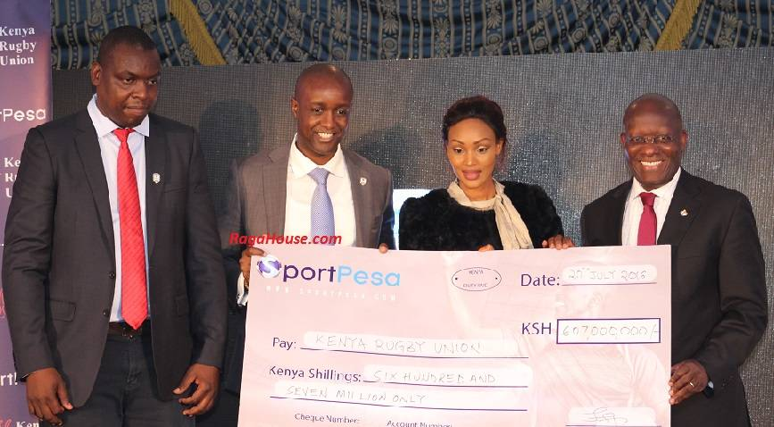 KRU signs a 5 year sponsorship deal with Sportpesa