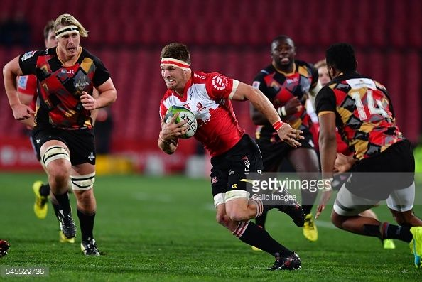 Lions name squad for Super Rugby semis against Highlanders