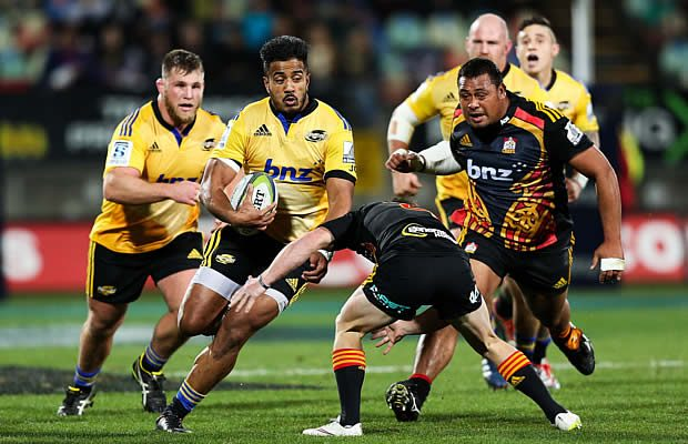 Savea to start from the bench when Hurricanes face Chiefs