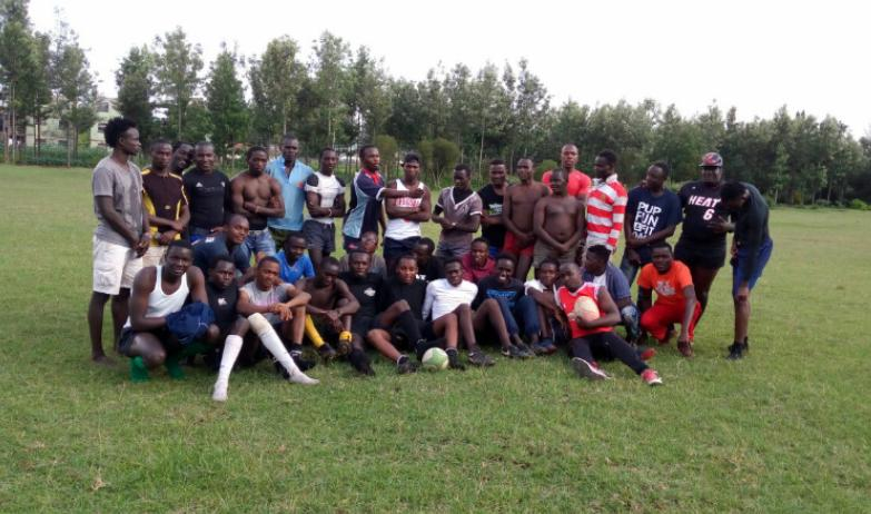 The birth of the third rugby club in Nakuru