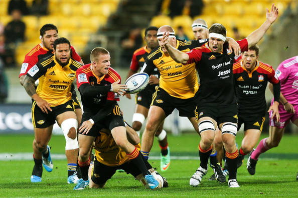 Hurricanes advance to the Super Rugby finals after beating Chiefs