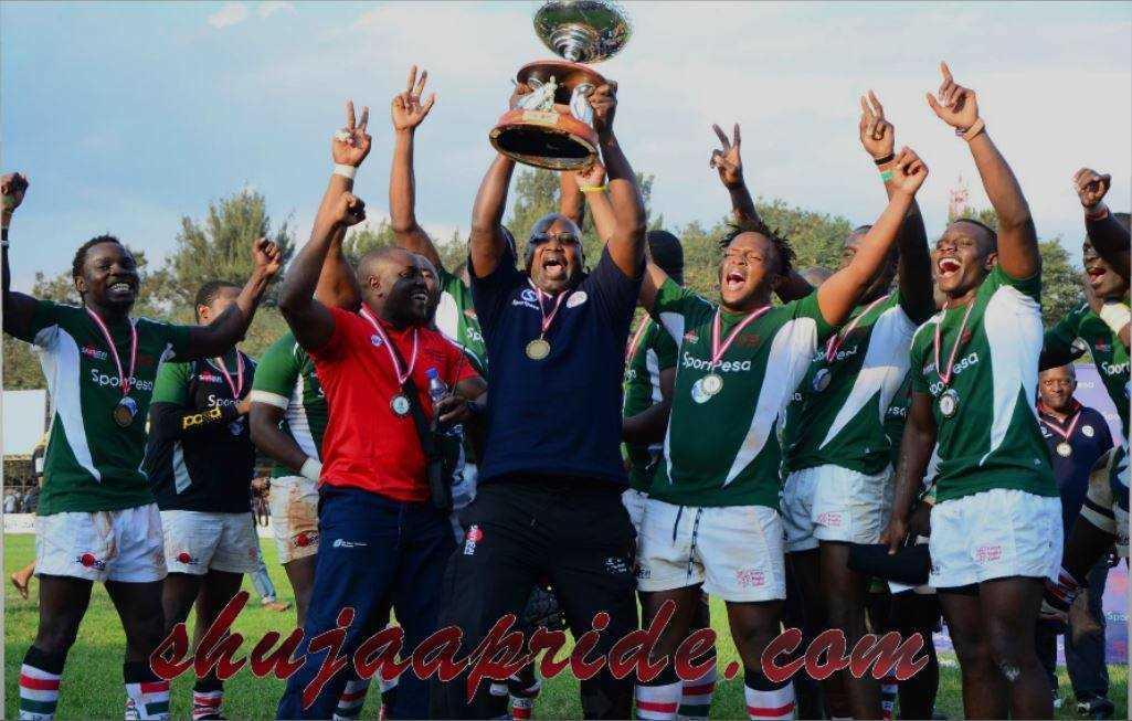 Kenya simba Sink Uganda to lift Elgon cup