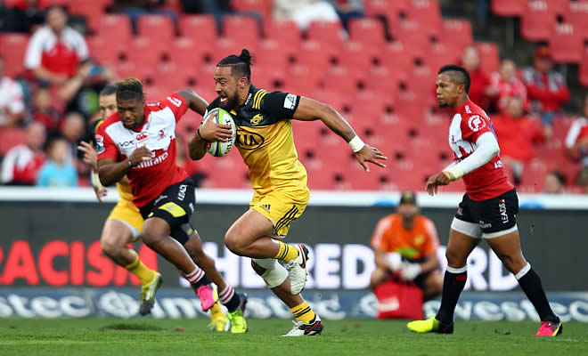 Lions to face Hurricanes in Super Rugby final