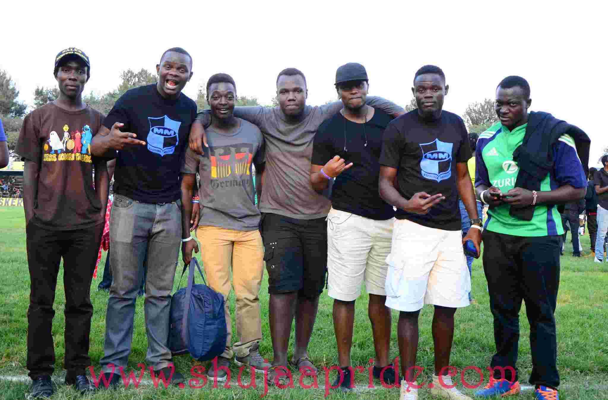 Photos : Loyal Fans at RFUEA Kenya vs Uganda