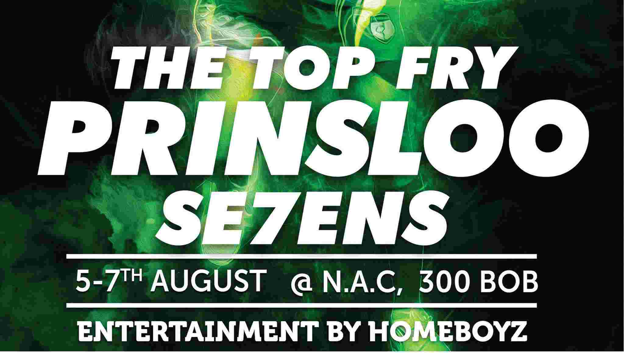 All set for Top fry Prinsloo sevens