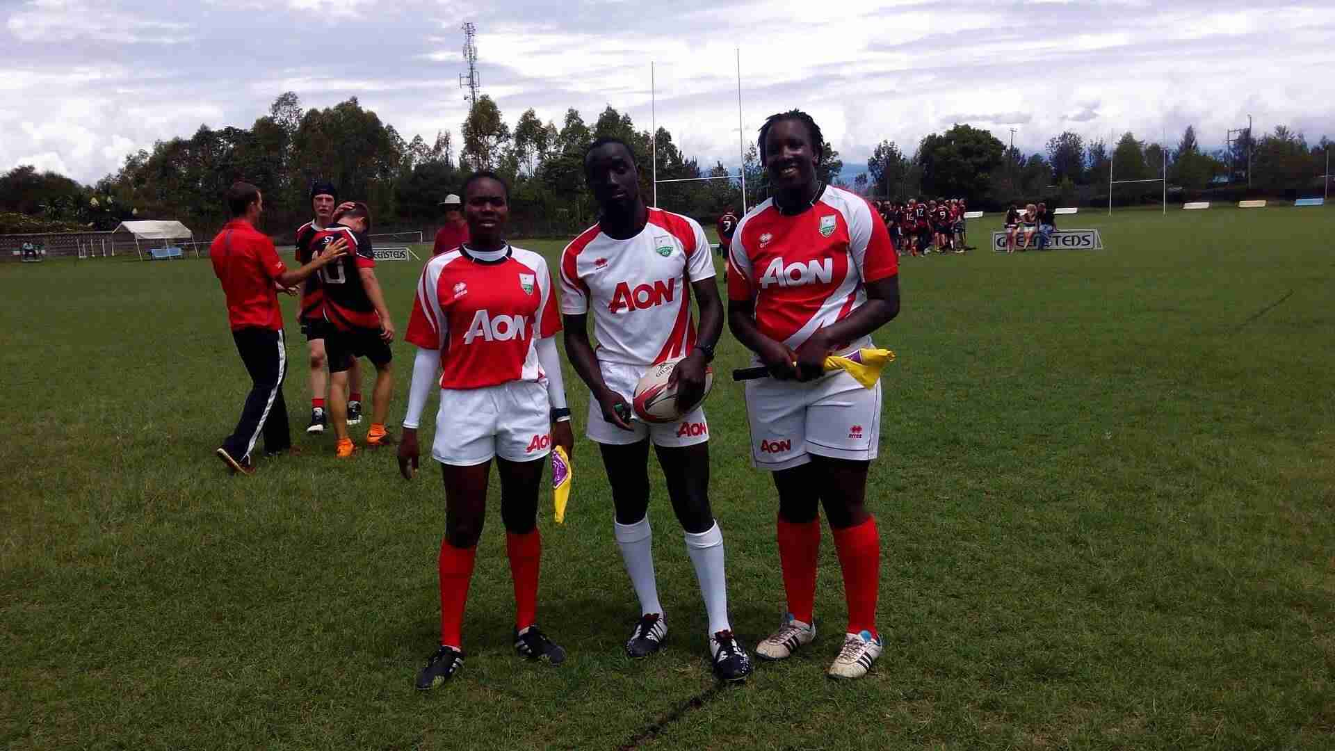 Kipkoech, Liyosi and Cassandrah among Prinsloo 7s officials