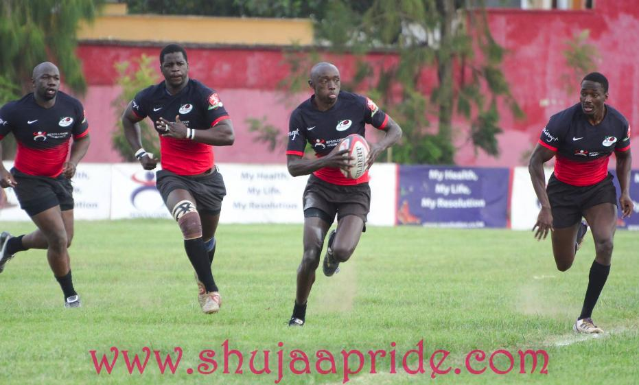 Leon Adongo back to rugby as Impala name squad for Prinsloo sevens