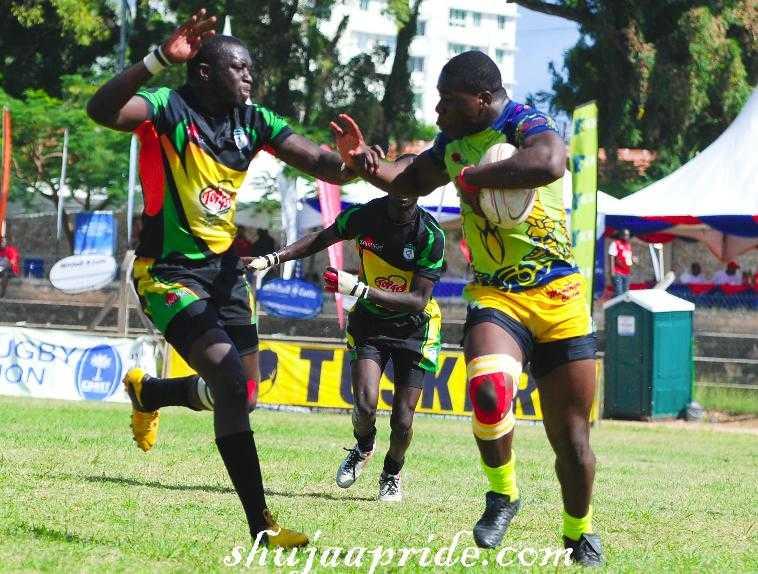 Hosts Nakuru name tough squad for prinsloo sevens