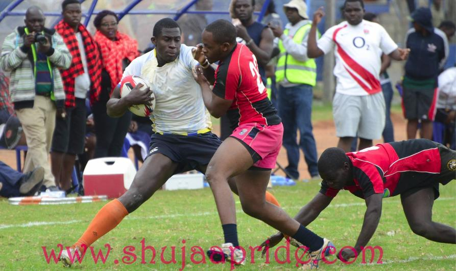 Prinsloo sevens Division two day Two pairings