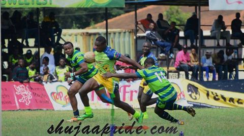 Homeboyz are the 2016 Prinsloo sevens champions