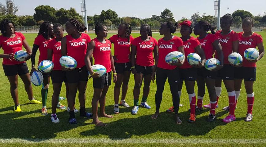 Kenya Lionesses humbled in Rio