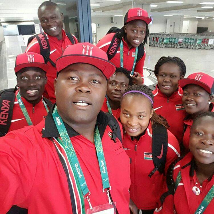 Kenya 7s assistant coach Paul Murunga aims for the best in Rio