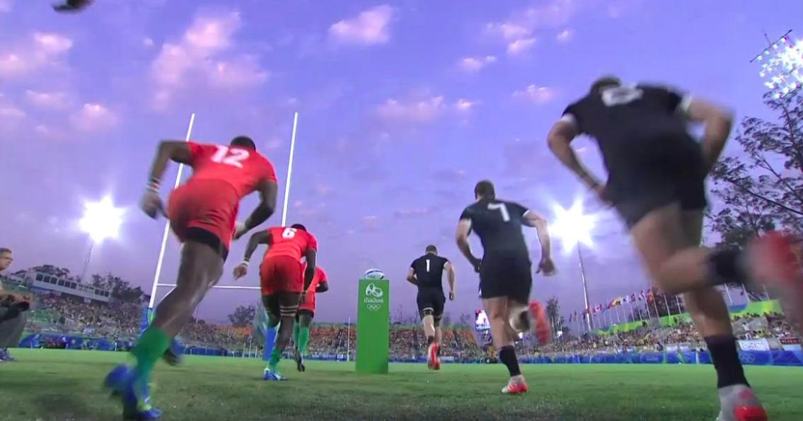 New Zealand , Great Britain rout Shujaa in Rio