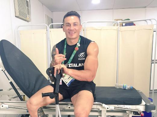 Sonny Bill Williams ruled out for up to nine months