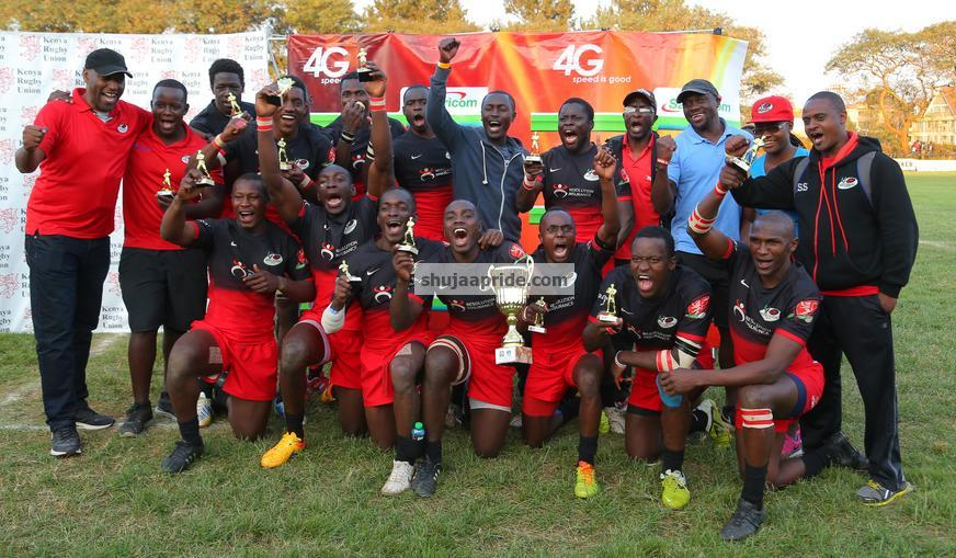 Impala Win A Sevens Tournament After Ten Years