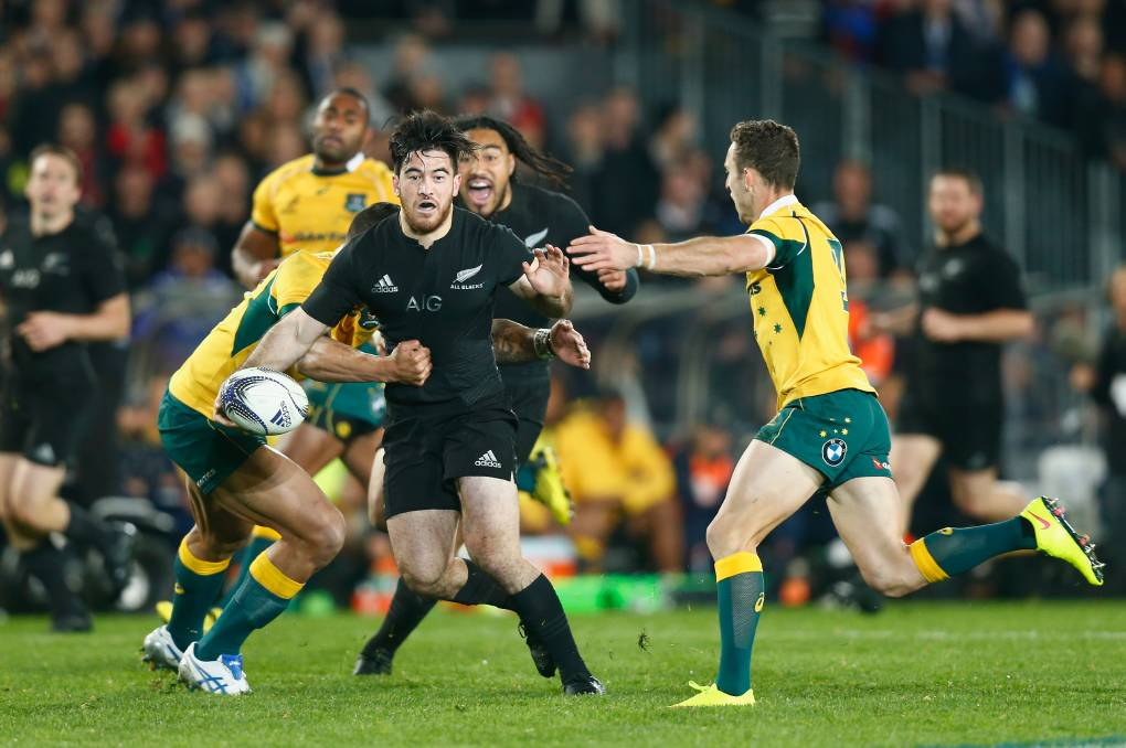 New Zealand unveil squad to face Australia