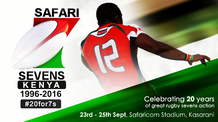 Gate charges for Safari sevens