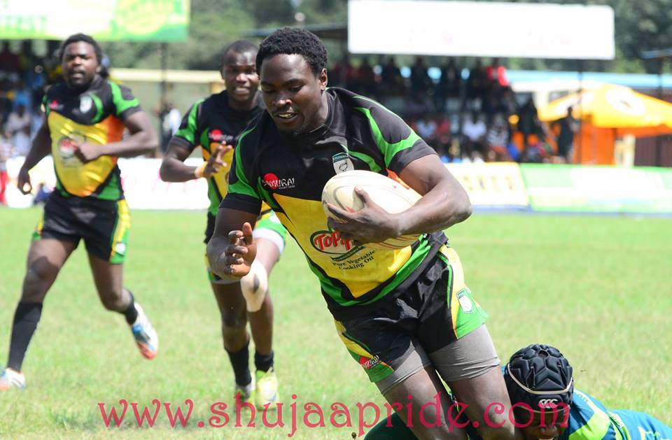 Top Fry Nakuru RFC squad that will play KCB RFC in the 1st Floodies 2016 semi final