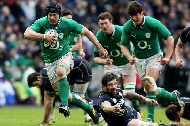 Scotland versus Ireland livestream link : Six Nations