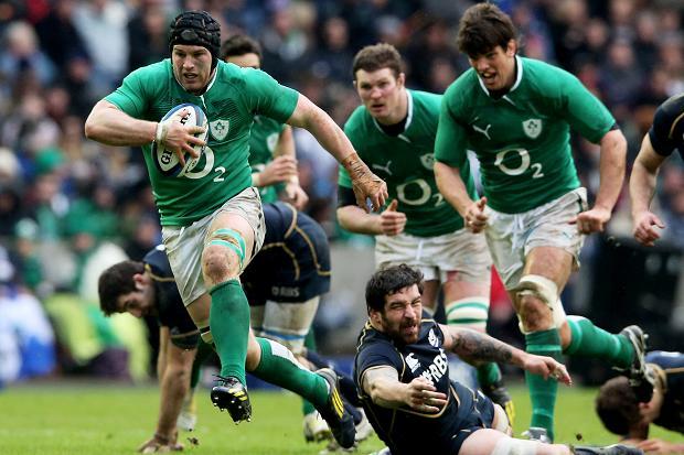 Scotland versus Ireland livestream link : Six Nations