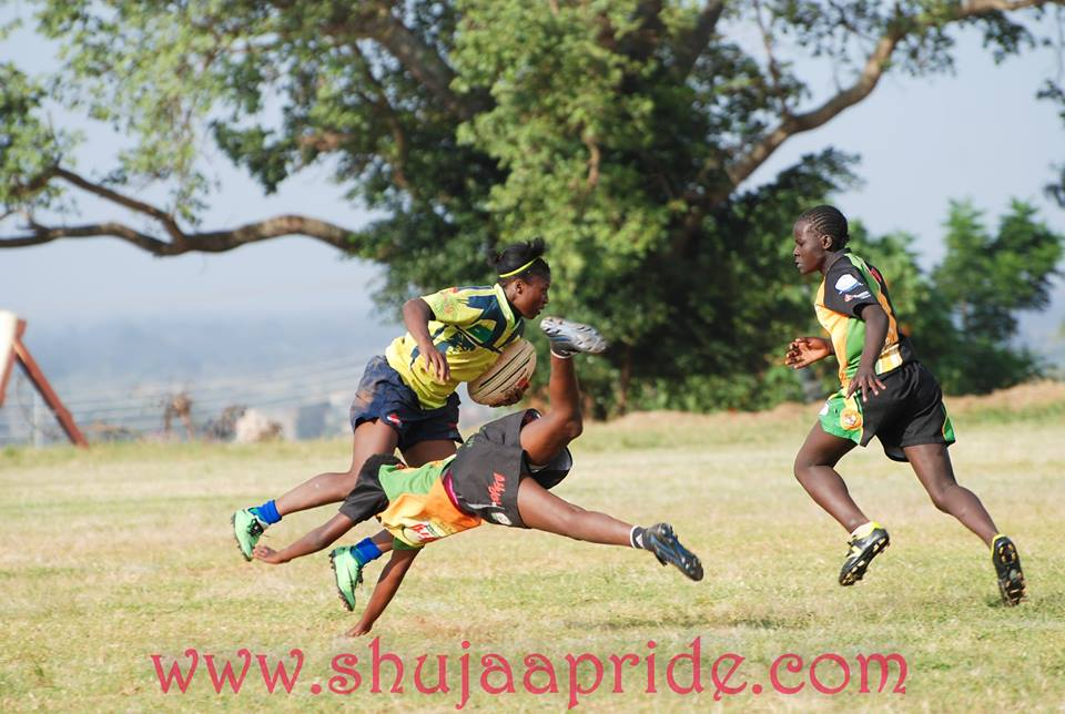 KRU Women's 10s league order of play and referees allocation.
