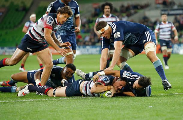 Live stream Melbourne Rebel vs Blues | Super Rugby