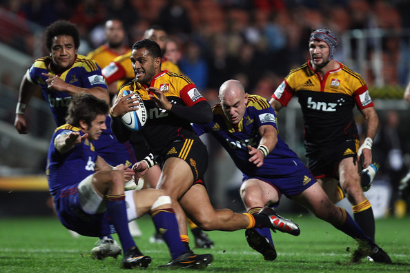 Livestream : Highlanders vs Chiefs | Super Rugby