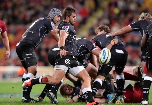 Livestream : Reds versus Sharks | Super Rugby